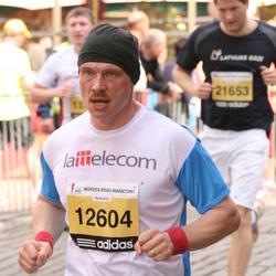 The 24th Nordea Riga marathon - Aleksandrs Spirts (12604)