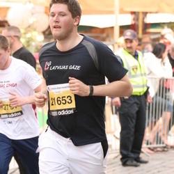 The 24th Nordea Riga marathon - Māris Onževs (21653)