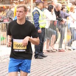 The 24th Nordea Riga marathon - Reinis Ornicāns (16600)