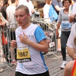 The 24th Nordea Riga marathon - Lāsma Rancāne (12867)