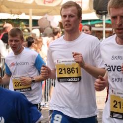 The 24th Nordea Riga marathon - Artūrs Gulbis (21861)