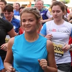 The 24th Nordea Riga marathon - Liene Blumberga (14617)