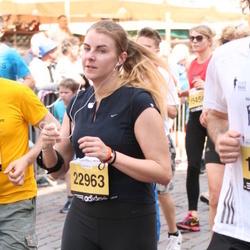 The 24th Nordea Riga marathon - Jelizaveta Medvedeva (22963)