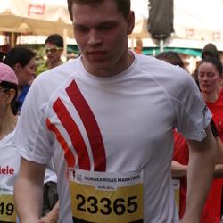 The 24th Nordea Riga marathon - Harijs Pugačs (23365)