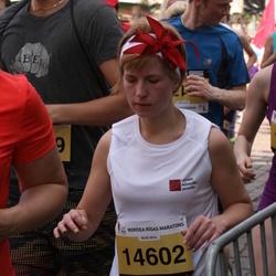 The 24th Nordea Riga marathon - Lelde Vazdiķe (14602)