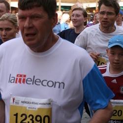 The 24th Nordea Riga marathon - Voldemārs Zondaks (12390)