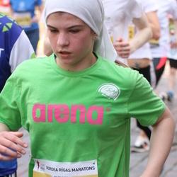 The 24th Nordea Riga marathon - Marija Goberga (22813)