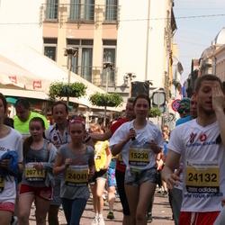 24. Nordea Riia maraton - Aigars Krickis (15230), Līva Ieva Vikmane (24041)