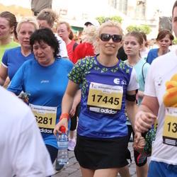 The 24th Nordea Riga marathon - Undīne Kravale-Vīduša (17445)