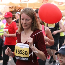 The 24th Nordea Riga marathon - Olga Jekimova (15530)