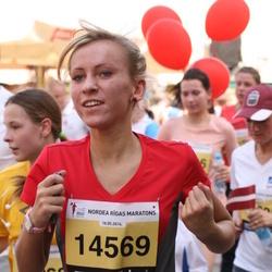 The 24th Nordea Riga marathon - Madara Kiršteine (14569)