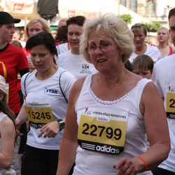 The 24th Nordea Riga marathon - Margarita Gekiša (22799)