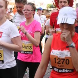 The 24th Nordea Riga marathon - Elizabete Skudra (14613)