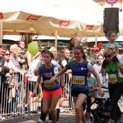 24. Nordea Riia maraton - Baiba Bobrovska (17257), Anita Svilāne (17291)