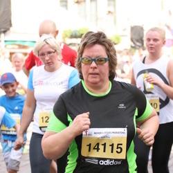 24. Nordea Riia maraton - Agita Morkāne (14115)