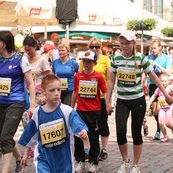 24. Nordea Riia maraton - Aleksandrs Kristofors Toms (17607), Viktors Holbergs (22744), Anna Holberga (22748)
