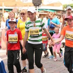 24. Nordea Riia maraton - Viktors Holbergs (22744), Anna Holberga (22748)