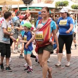 24. Nordea Riia maraton - Adrija Dombrovska (12552), Ilze Puķīte (16217)