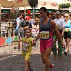 24. Nordea Riia maraton - Eva Aglinskaite (17567), Alise Boitmane (22417), Antra Boitmane (22421)