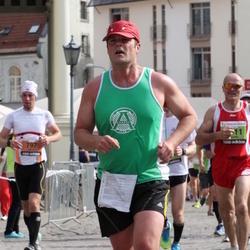 The 24th Nordea Riga marathon