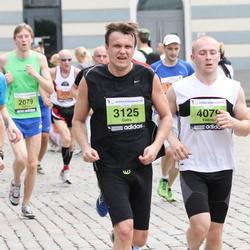 24. Nordea Riia maraton - Marc De Keyser (887), Gatis Madžiņš (3125), Vadims Bulatovs (4079)