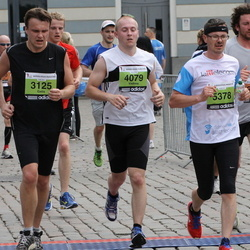 24. Nordea Riia maraton - Gatis Madžiņš (3125), Vadims Bulatovs (4079), Guntars Sils (5378)
