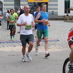 24. Nordea Riia maraton - Aigars Čeksters (211), Gatis Siliņš (4938)