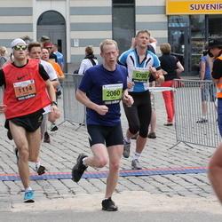 24. Nordea Riia maraton - Fricis Pirtnieks (1114), Vahur Valdmann (2060), Agris Puriņš (2174)