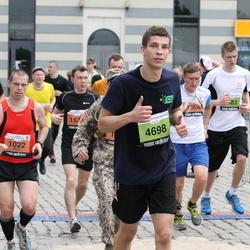24. Nordea Riia maraton - Arne Ūdris (1022), Aivars Kalniņš (4698)