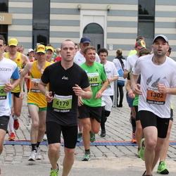24. Nordea Riia maraton - Agris Liepa (1302), Renāts Dakšs (4179)