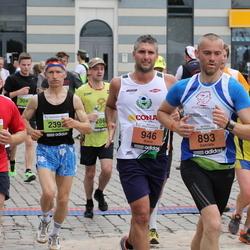 24. Nordea Riia maraton - Gabriele Dalfovo (893), Mattia Maestri (946), Māris Stūrītis (4375)