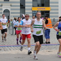 24. Nordea Riia maraton - Peter Simpson (1365), Elvira Hofmann (2388), Gints Plaudis (5155)