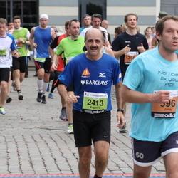 24. Nordea Riia maraton - Eugenio Bosco (2413), Mihails Petešenkovs (5034)