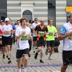 24. Nordea Riia maraton - Māris Auželis (2509), Georgii Beliachkov (4535), Edgars Šturcs (5318)