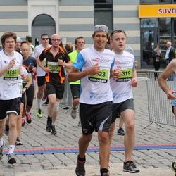 24. Nordea Riia maraton - Gaspare Stabile (420), Georgii Beliachkov (4535)