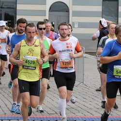 24. Nordea Riia maraton - Ainārs Kumpiņš (1250), Ēriks Kalliss (4529), Vilnis Puce (5414)