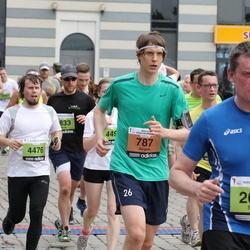 24. Nordea Riia maraton - Jürgen Veber (787), Agris Bušs (4476)