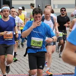 24. Nordea Riia maraton - Evgeny Saharchuk (1692), Andres Serrano (3108)