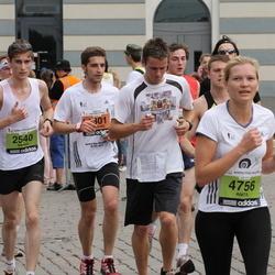 24. Nordea Riia maraton - Mārtiņš Svipsts (2540), Anita Švalbe (4756)