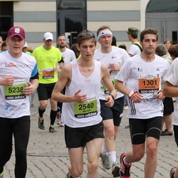 24. Nordea Riia maraton - Alexander Aksenov (1301), Mārtiņš Svipsts (2540), Andrejs Jakovļevs (5238)