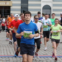 24. Nordea Riia maraton - Anete Bauere (2536), Deniss Kiselovs (3105)
