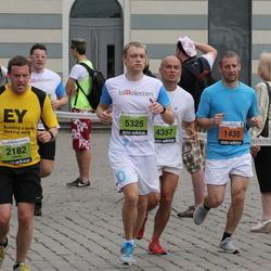 24. Nordea Riia maraton - Aigars Putnis (1435), Nauris Kļava (2182), Aivars Knapšis (5325)