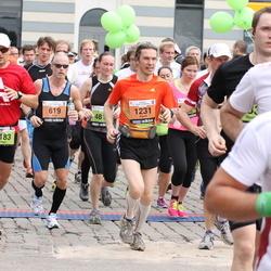 24. Nordea Riia maraton - Jussi Lahtinen (619), Aigars Beks (1231), Olegs Nikolajevs (4183)