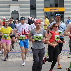 24. Nordea Riia maraton - Adam Wąsiewicz (2351), Līva Morica (3582), Linda Rirdance (5389), Natalija Zenina (5505)