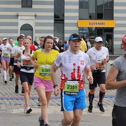 24. Nordea Riia maraton - Adam Wąsiewicz (2351), Linda Rirdance (5389)