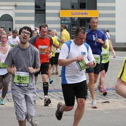 24. Nordea Riia maraton - Alexis Bonsergent (2763), Sergejs Andronovs (3873)