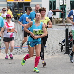24. Nordea Riia maraton - Tanja Hallenberg (204), Evelīna Parhomenko (2511), Atis Vītols (5707)