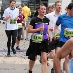 24. Nordea Riia maraton - Sophia Moldenhauer (2816), Alexander Marczewski (3413)