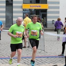 24. Nordea Riia maraton - Mika Heinonen (497), Risto Kalliainen (688), Pavels Golubovskis (4100), Aigars Aukšmuksts (5145)