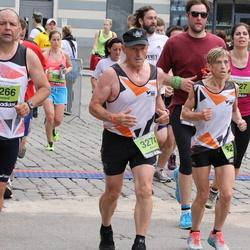 24. Nordea Riia maraton - Gerard Fernandez (3266), Alain Cassagne (3274)